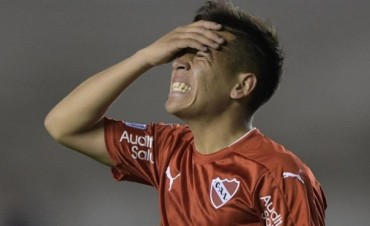 Independiente no pudo hacer diferencia y deberá buscar la clasificación en Brasil