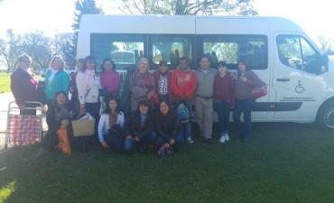 Pacientes de Bernardi participaron de la Fiesta de la Primavera del H.Colonia