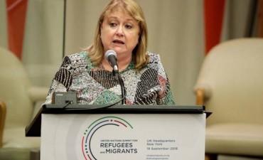 Malcorra subió al cuarto lugar en una nueva votación de la ONU