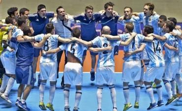 Mundial de Futsal: Argentina bajó a Portugal para llegar a una histórica final