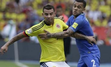 Eliminatorias. Colombia-Brasil: el empate dejó a los dos equipos conformes