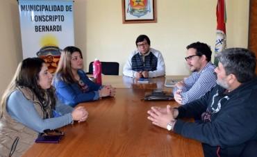 En Conscripto Bernardi se realizó un taller para capacitar en producción frutihortícola