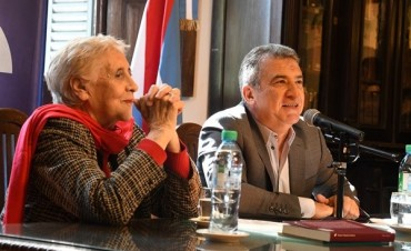 La Cámara de Diputados homenajeó a Stella Calloni