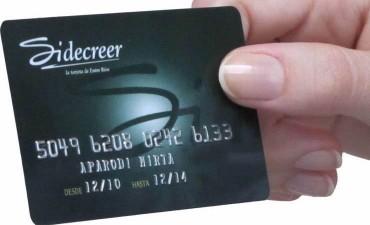 Quieren limitar el descuento de los recibos de sueldos por Sidecreer