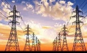 El precio mayorista de la electricidad subirá 28% a partir de febrero