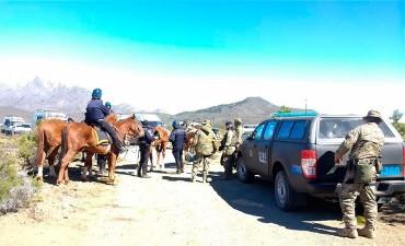 No encontraron pistas sobre Maldonado en el allanamiento a tierras mapuches