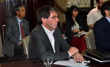Ministros analizaron situación de cajas previsionales no transferidas a Nación
