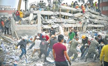 """""""Es raro que ocurran dos sismos cercanos y de tanta magnitud"""""""