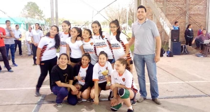 Más de 1.800 estudiantes participaron de los interescolares regionales de handball. Federal fue una de las sedes