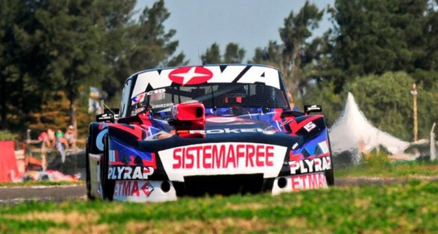 Matías Rossi ganó de punta a punta la final del TC en el autódromo de Paraná