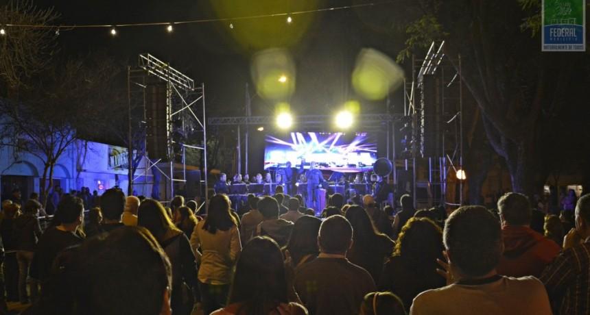 MULTITUDINARIOS FESTEJOS POR EL 138° ANIVERSARIO DE LA CIUDAD