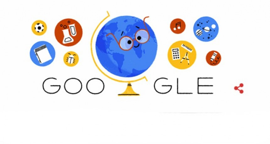 El homenaje de Google por el Día del Maestro
