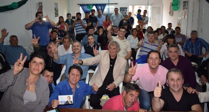 Se reunió en Federal la mesa Provincial Gustavo Álvarez Presidente 2019.