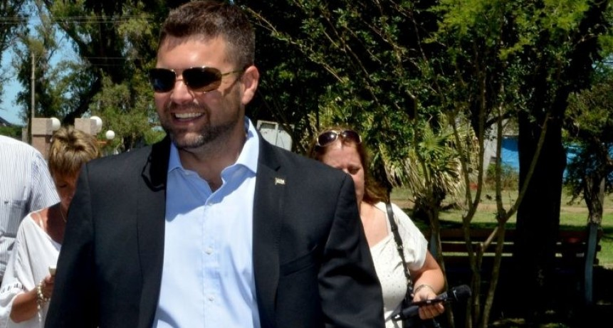 """Gerardo Chapino: """"No creo que el ex gobernador juegue por fuera"""""""