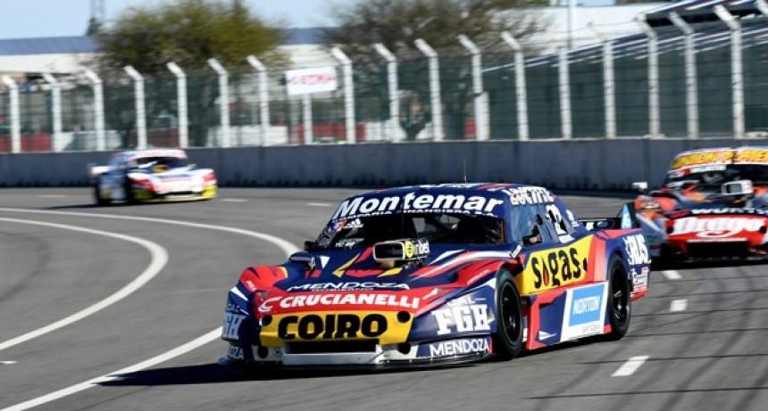 Santero se llevó la victoria en la final de Turismo Carretera en La Pedrera