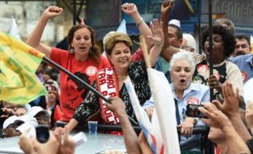 Dilma Rousseff ganó la segunda vuelta y gobernará Brasil hasta 2019