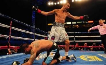 Matthysse perdió por nocaut ante Postol en la pelea por el título mundial