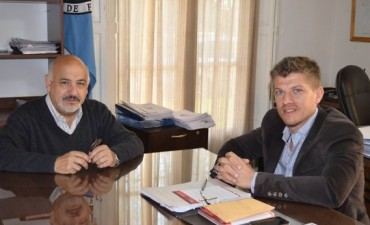 Felipe Torres se reunió con representantes de la UCA