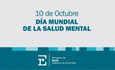 Día de la Salud Mental: actividades culturales y de concientización en toda la provincia