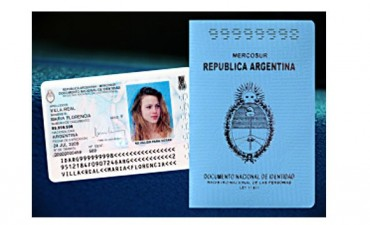 Desde noviembre se podrá usar un solo DNI para viajar a Brasil y Uruguay