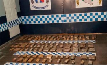 Secuestraron importante cargamento de estupefacientes en el norte entrerriano