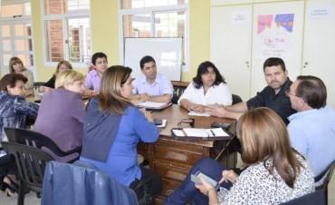 Reunión de Abordaje Educativo Territorial