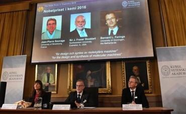 Nobel de Química para Sauvage, Stoddart y Feringa por descubrir las máquinas