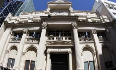 BCRA: quedan sólo $6.100 M para auxiliar al Tesoro este año