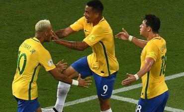 Brasil vapuleó a Bolivia y ratificó su gran momento