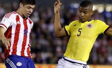 Colombia logró un importante triunfo como visitante frente a Paraguay