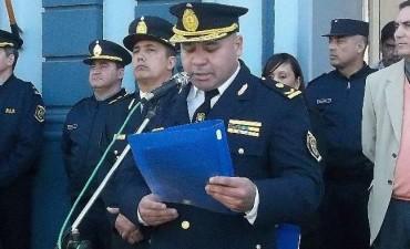 El Com. Insp. Mario Zarate brindo detalles de los operativos policiales en Federal