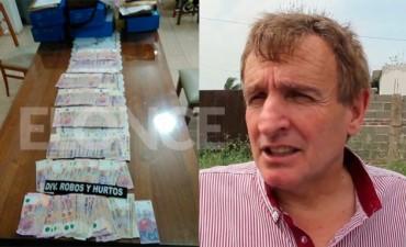 Causa Righelato: Secuestran cerca de 70.000 pesos, insumos, papeles y vehículos