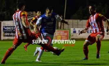 Atlético Paraná mostró poco y perdió ante San Martín de Tucumán