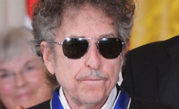 Sorpresa: Nobel de Literatura para Bob Dylan