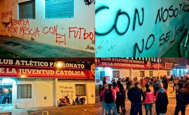 Colón y Patronato sin visitantes: En Santa Fe revelan