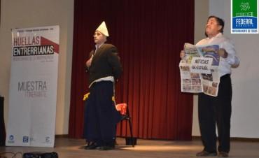 Se habilito la muestra Huellas Entrerrianas - Bicentenario de la Independencia en Federal