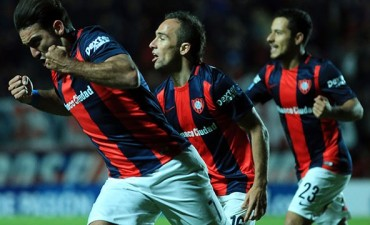 Copa Sudamericana: San Lorenzo le ganó a Palestino y dio un gran paso