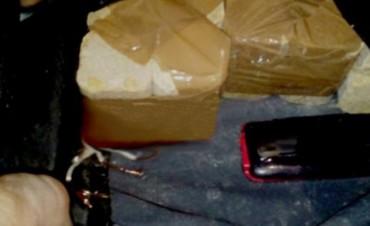 Hay preocupación nacional por el trotyl encontrado en Paraná