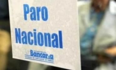 Este viernes: Paro nacional bancario