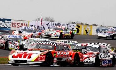 El TC llega a La Pampa en una jornada clave para la lucha por el título