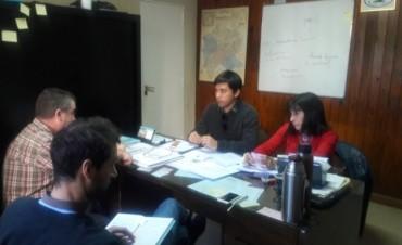 Municipio,Provincia y Hospital Urquiza coordinan campañas de Prevención.