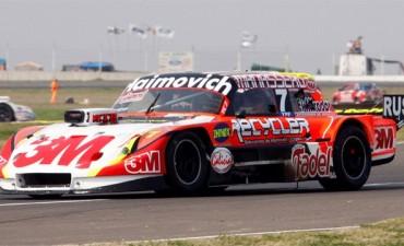 Werner clasificó segundo en el inicio de la actividad del TC en La Pampa