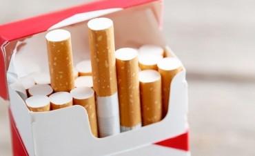 El precio de los cigarrillos aumentará un 4% a partir del lunes