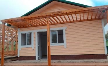 Acuerdan promocionar sistemas de construcción de viviendas con madera