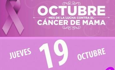 Caminata de lucha contra el cáncer de mama