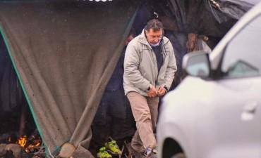 Caso Maldonado: el juez Lleral visitó la comunidad mapuche y recabó dos nuevos testimonios