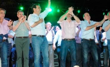 Cambiemos festejó en Corrientes, en medio de un escrutinio muy lento