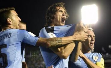 Uruguay-Bolivia, eliminatorias: el equipo de Tabarez celebró su pasaje a Rusia en el Centenario