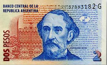 Sacan de circulación los billetes de $2: Habrá 6 meses para canjearlos en bancos
