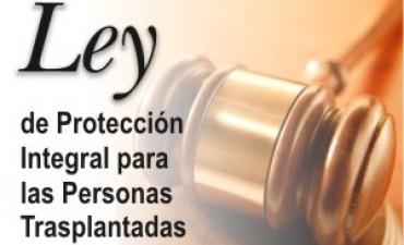 -El poder Ejecutivo promulgó la ley para protección  integral a personas trasplantadas y en lista de espera.